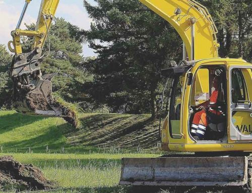 Drainlayer/Excavator Operator