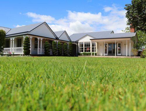Garden Maintenance at Abbeville Estate, Auckland