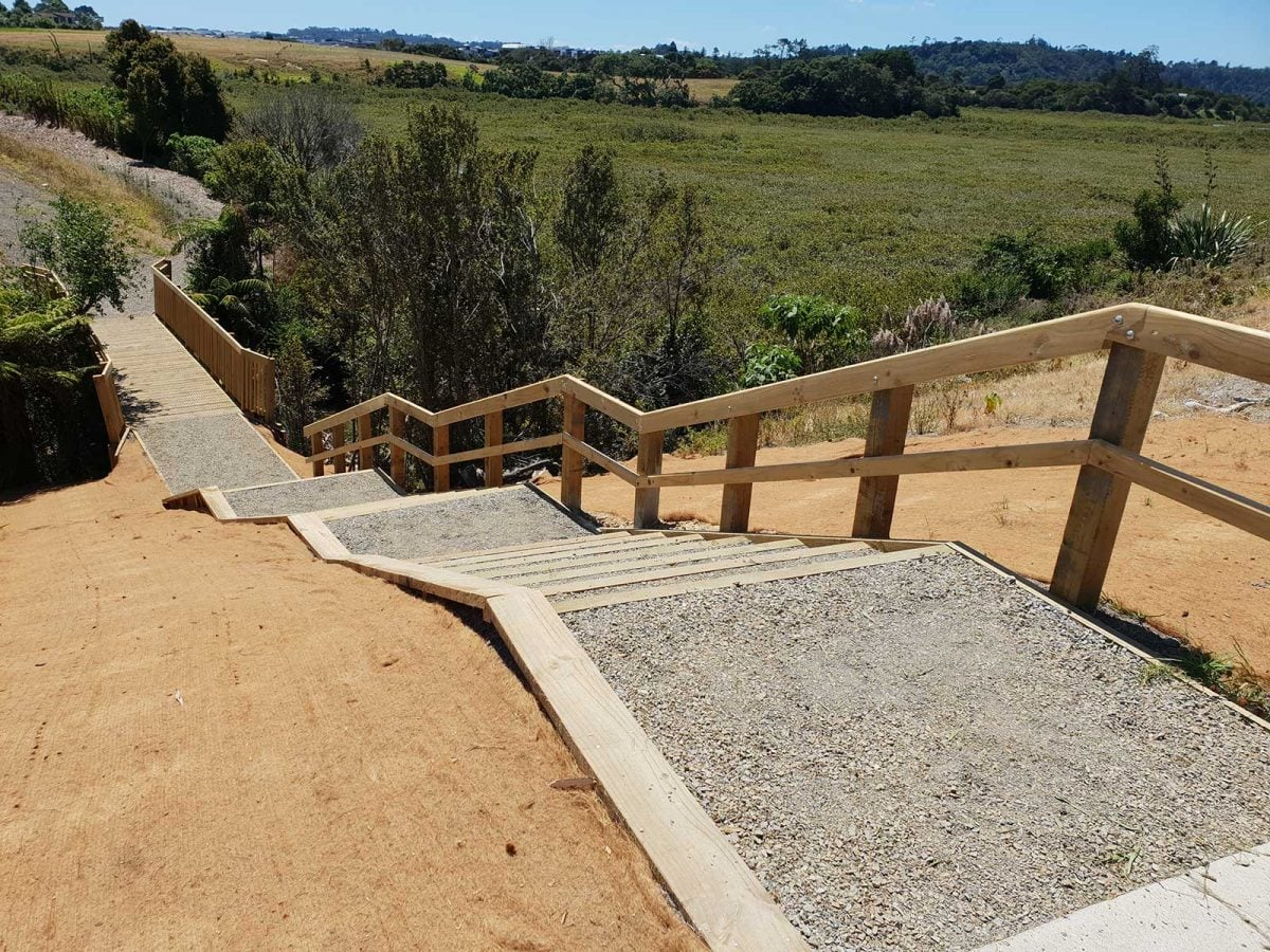 scotts-rd-estate-hobsonville-staircase-construction