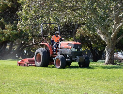 Communication, attention to detail key to contract mowing